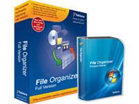 Ridorium File Organizer