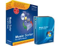 Ridorium Mp3 Music Sorter