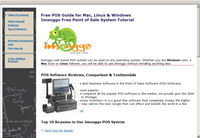Free POS Guide for Mac, Linux & Windows