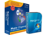 1Click Music Organizer Music Organizer screenshot medium