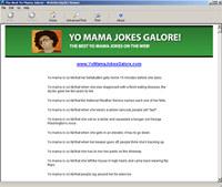 Yo Mama Jokes Galore