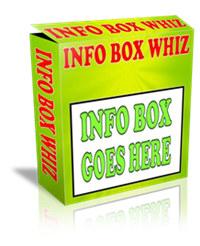 Info Box Whiz by Freshwater Aquarium