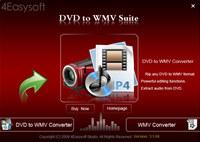 4Easysoft DVD to WMV Suite