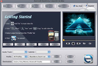 Aiseesoft Blackberry Converter for Mac