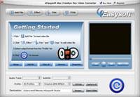 4EasysoftMac Creative Zen VideoConverter