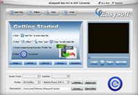 4Easysoft Mac AVI to 3GP Converter