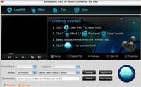 4Videosoft Mac DVD to iRiver Converter screenshot medium