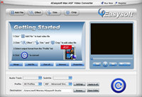 4Easysoft Mac ASF Video Converter screenshot medium