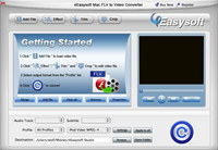 4Easysoft Mac FLV to Video Converter