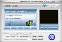 4Easysoft Mac Flash Video toWMAConverter