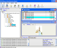 DERescue Data Recovery Master screenshot medium