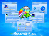 Recover Files from CD DVD Blu Ray