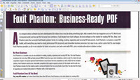 Foxit Phantom PDF Suite