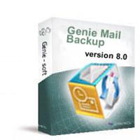 Genie Mail Backup