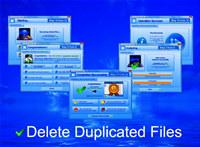 Delete Duplicated Files