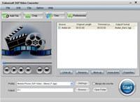 Eahoosoft 3GP Video Converter