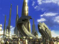 3D Megapolis Screensaver