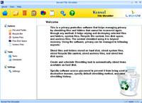 Kernel File Shredder screenshot medium