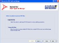 Combine PDF Documents