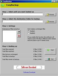 Medical Advice Backup Tool