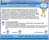 Mail Password