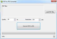 LotApps Free PDF to JPG Converter