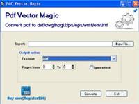 Pdf vector magic