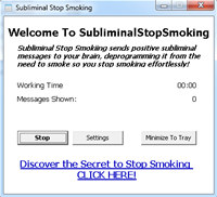 Subliminal Stop Smoking