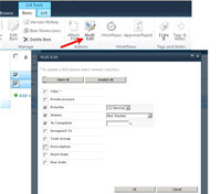 SharePoint Multi Edit Feature