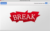 Free Break Downloader Mac