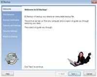 EZ Backup Yahoo Messenger Basic