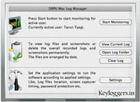 Monitoring OS X