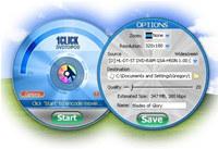 1CLICK DVDTOIPOD screenshot medium