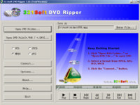 321Soft DVD Ripper tunny screenshot medium