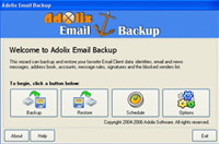 Adolix Email Backup