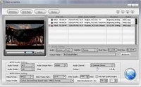 Alldj DVD To MPEG Converter