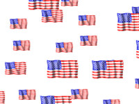 American Flag Screensaver screenshot medium