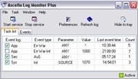 Ascella Log Monitor Plus