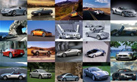Cars Photo Screensaver