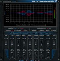 Blue Cat s Stereo Parametr EQ