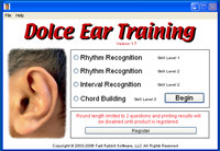 Dolce Ear Training