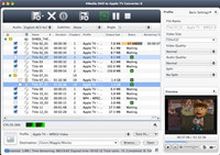 4Media DVD to Apple TV Converter for Mac