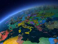 Earth 3D Screensaver screenshot medium