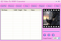 EZ Video To WMV Converter