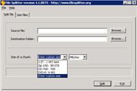 Free File Splitter