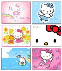 Hello Kitty Screensaver screenshot medium