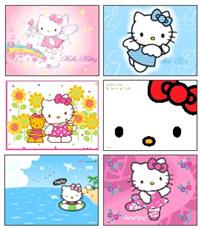 Hello Kitty Screensaver screenshot medium