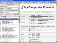 InfoCompanies Romania screenshot medium