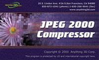 JPEG 2000 Compressor