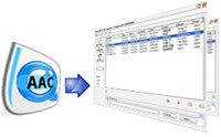 Magic AAC to MP3 Converter
